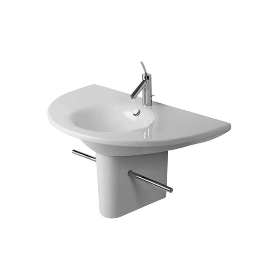 Starck 1 - Siphon cover by DURAVIT | Vanity units
