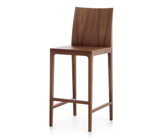 Anna 65-82/CS by Crassevig | Bar stools