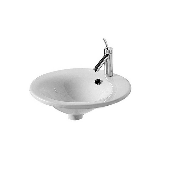 Starck 1 - Countertop basin by DURAVIT | Wash basins