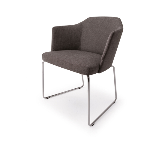 Axel by Crassevig | Visitors chairs / Side chairs