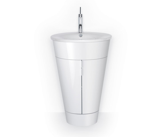 Starck 1 - Furniture washbasin by DURAVIT | Vanity units
