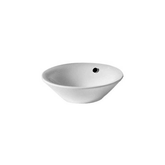 Starck 1 - Above counter basin by DURAVIT | Wash basins
