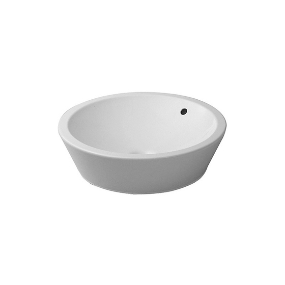 Starck 1 - Above counter basin by DURAVIT | Wash basins