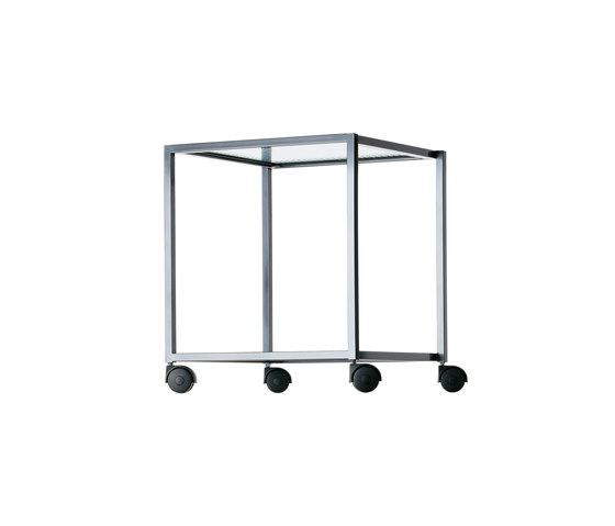 green trolley 252 di Alias | Carrelli portavivande / carrelli bar