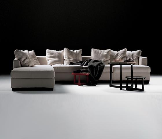 Eros sectional sofa by Flexform | Sofas
