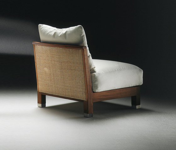 Zanzibar armchair by Flexform | Lounge chairs