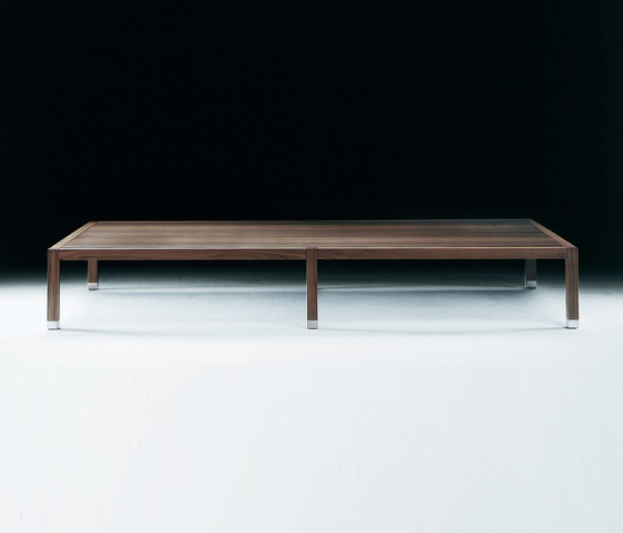 Zanzibar low table by Flexform | Lounge tables