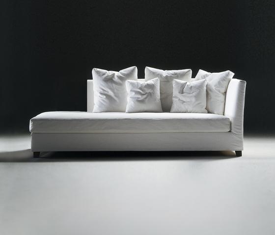 Victor di Flexform | Elementi di sedute componibili