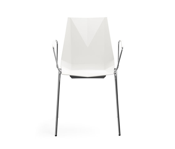 Mayflower armchair by Materia | Multipurpose chairs