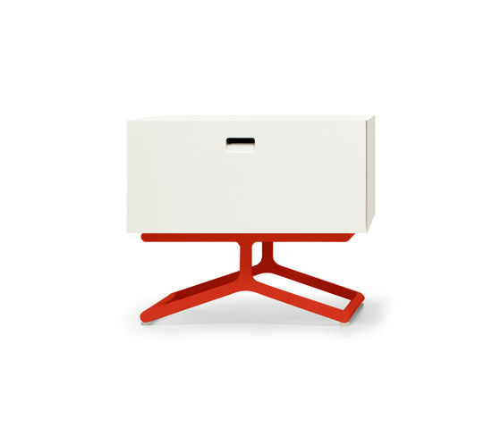 Satellite bedside cabinets by Quodes | Night stands