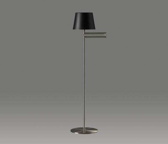Walden p Floor lamp by Metalarte | General lighting