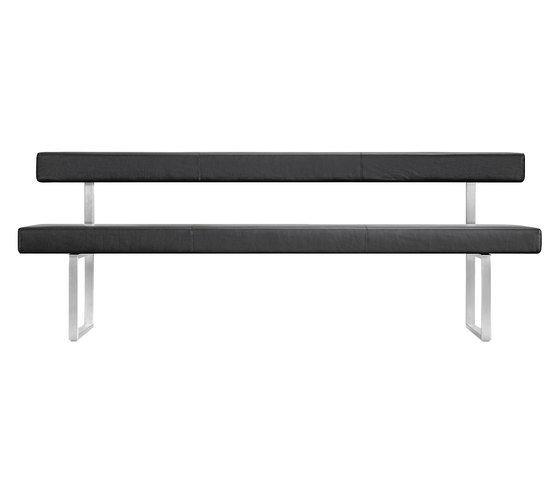 PERMESSO Bench by Girsberger | Waiting area benches