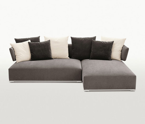 Amoenus by Maxalto | Lounge sofas