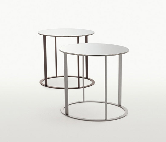 Elios by Maxalto | Side tables