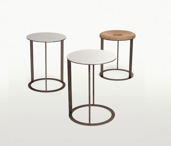 Elios by Maxalto | Side tables