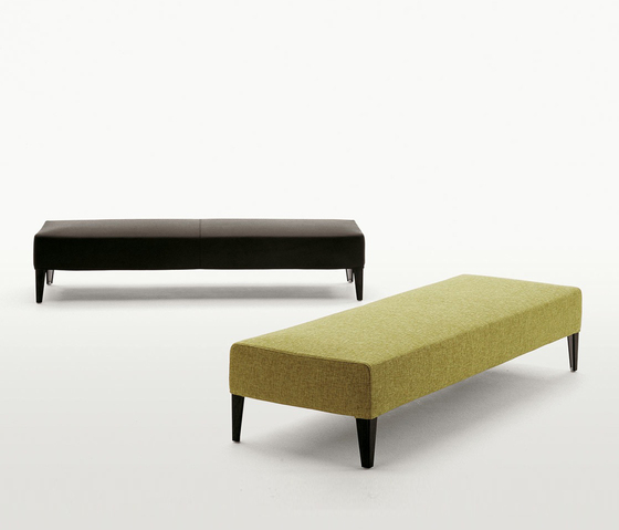 Filemone by Maxalto | Upholstered benches