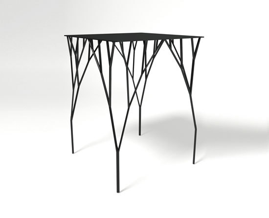 Arborism by Nosigner | Side tables