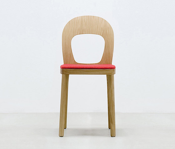 ST6N-1P by HUSSL | Visitors chairs / Side chairs