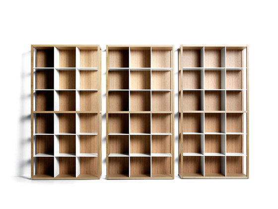 Tani Moto de De Padova | Sistemas de estantería