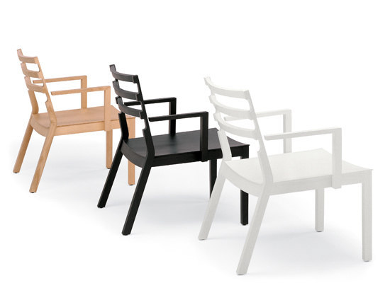 Spring Low by De Padova | Armchairs