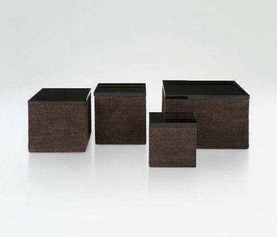Tembo by Armani/Casa | Storage boxes