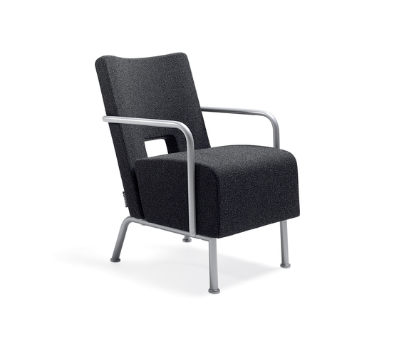 Element easy chair by Materia | Lounge chairs