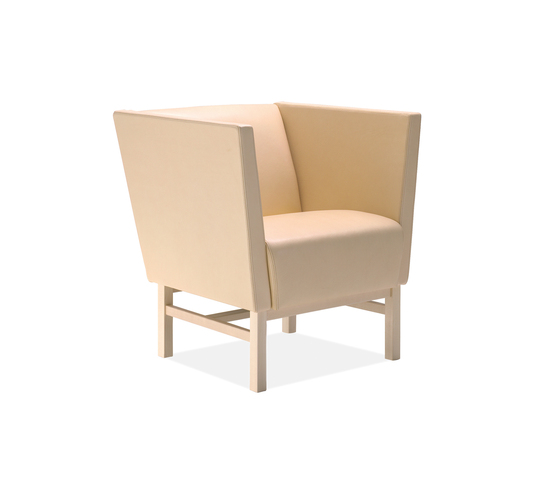 Minimal easy chair by Materia | Lounge chairs