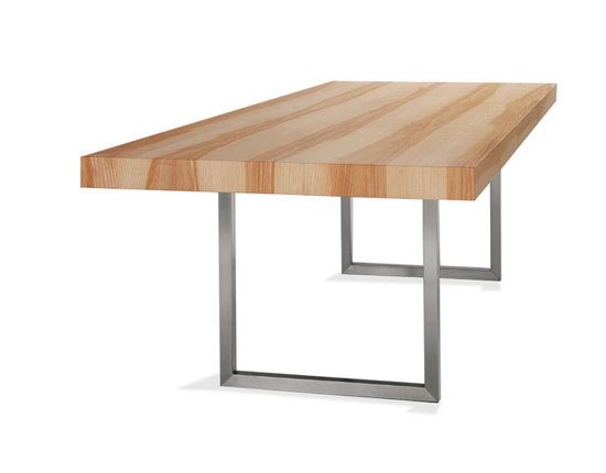 BOX Table by Girsberger | Dining tables