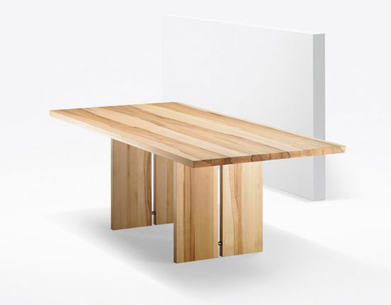MAX Table by Girsberger | Dining tables