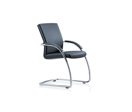 GIRSBERGER 3000 Cantilever chair by Girsberger | Visitors chairs / Side chairs