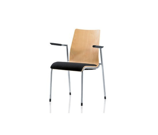 GIRSBERGER 2900 Chair by Girsberger | Visitors chairs / Side chairs