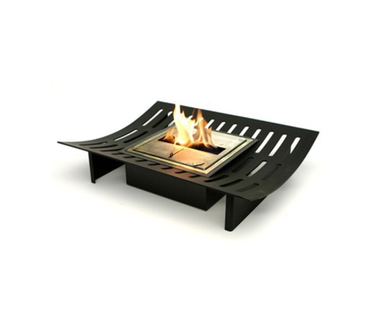 Curved by EcoSmart™ Fire | Ventless ethanol fires