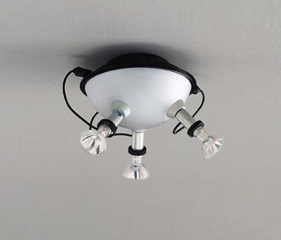 Trix spotlights by ZERO | Ceiling-mounted spotlights