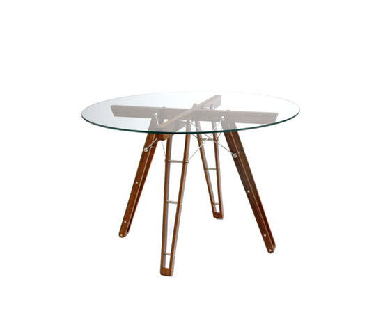 Flexus round table by Useche | Dining tables