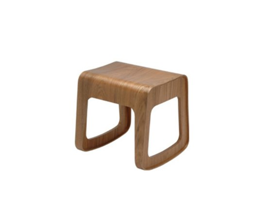 Cinta rocking stool von Useche | Hocker