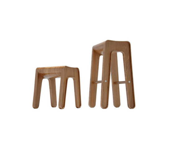 Cinta stool by Useche