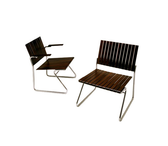 24R armchair by Useche | Armchairs