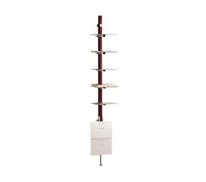 Eixo 7 by Useche | Magazine holders / racks