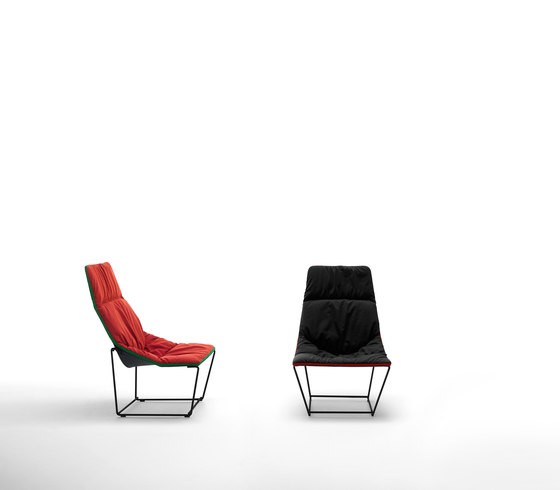 Ace by viccarbe | Garden armchairs