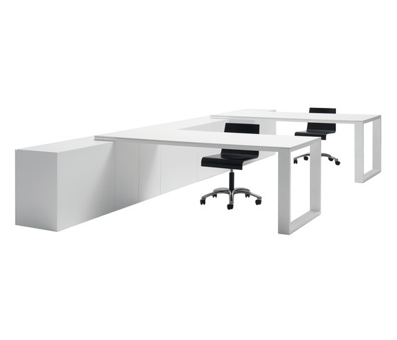 Leg_in by viccarbe | Desking systems