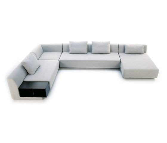 Mass corner sofa by viccarbe | Sofas