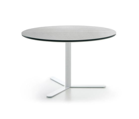 Aspa medium by viccarbe | Cafeteria tables
