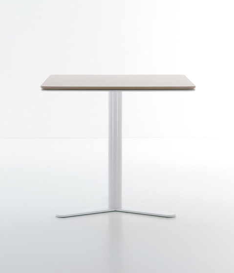 Aspa Table by viccarbe | Cafeteria tables