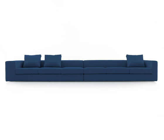 Berry sofa by viccarbe | Sofas