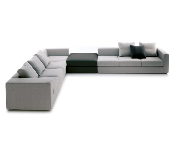 Berry sofa by viccarbe | Lounge sofas