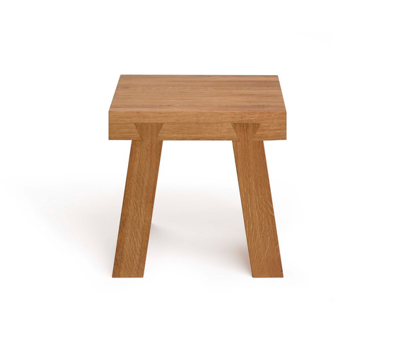 Small Square Side table de Gelderland | Mesas auxiliares
