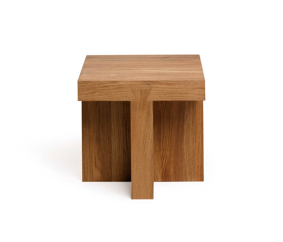 Small Square Side table de Gelderland | Mesas auxiliares