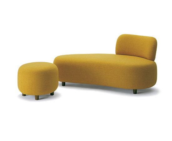 hm61f | hm61g by Hitch|Mylius | Chaise longues