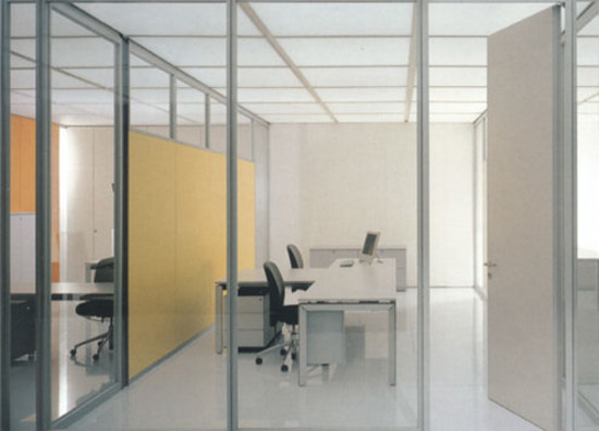 Cisei by Citterio | Partition wall systems