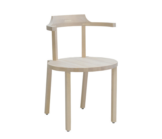 Minke Chair by Pilat & Pilat   Visitors chairs / Side chairs